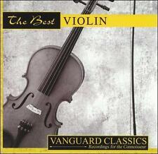 FREE US SHIP. on ANY 2 CDs! NEW CD : The Best Violin [Best Buy Exclusive]