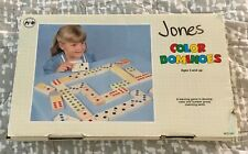 Wooden Color Dominoes, Marvel Education Co. Brand, Great set for beginners
