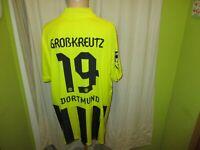 Borussia Dortmund Puma CL. Final Trikot 2012/13 + Nr.19 Großkreutz Gr.XXXL