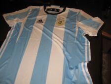 ARGENTINA 2016/17 HOME SHIRT XL MENS TAGS/PACKET