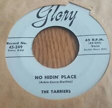 Tarriers, The – The Banana Boat Song / No Hidin' Place ~ (VG+)