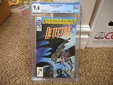 Detective Comics 627 cgc 9.6 DC 1991 Batman CLASSIC NM MINT WHITE pgs movie 27 h