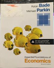 **INSTRUCTOR'S REVIEW COPY** Essential Foundations of Economics, Bade 7th Ed