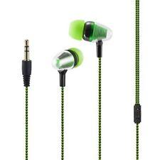 In-ear Braided Cord Wire Earphone Wiring Cord Weight Subwoofer Earplugs