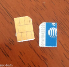 AT&T AT/T USA sim card bypass activation lock on Iphone 4-5-5c-5s-6+ 6S 7 8 ATT