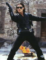 JOHNNY DEPP SIGNED 11X14 PHOTO AUTHENTIC AUTOGRAPH ONCE UPON A TIME IN MEXICO