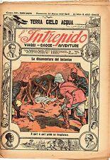 rivista L'INTREPIDO ANNO 1928 NUMERO 435