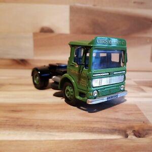 CORGI AEC TRUCK CAB MODEL ONLY CHRIS MILLER 31003 1:50