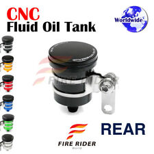 FRW 6C CNC Fluid Reservoir Rear Brake For Triumph Daytona 675 R 09-14 10 11 12