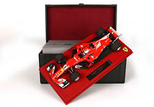 Ferrari SF70-H G.P. Montecarlo 2017 winner S. Vettel 1/18 lim.ed.100 pcs display