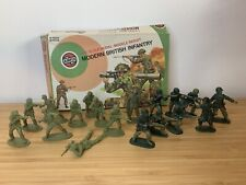 Vintage AIRFIX Modern British Infantry 1970s Unpainted 51472-9 & US Marines/Army