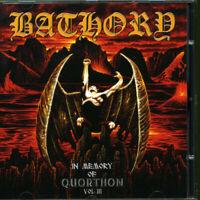 Bathory - In Memory Of Quorthon, Vol. 3 [New CD]