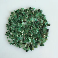Natural Emerald Rough 50 ct Green Loose Gemstones Lot Raw Mineral