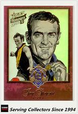 2014 Select AFL Honours Brownlow Sketch Card BSK26 Ian Stewart (Richmond)