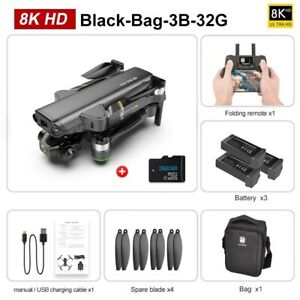 KAI ONE Pro GPS Drone 8K Camera 3-Axis Gimbal Professional Anti-Shake Quadcopter