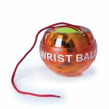 Light Up Wrist Ball Hand Arm Bicep Excercise Fitness Workout Gyro