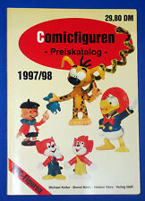 Comicfiguren Preiskatalog === Katalog 1997 / 98