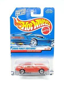 Hot Wheels 2000 First Editions Ferrari 365 GTB/4 NEW 1/64 Diecast