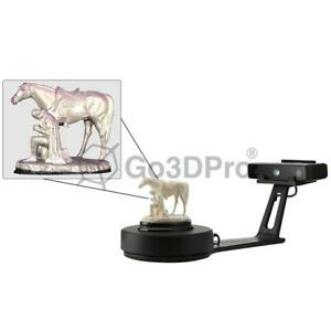 [Desktop 3D Scanner] EinScan-SE 0.1mm Accuracy 8s Scan Speed Fixed Auto Mode
