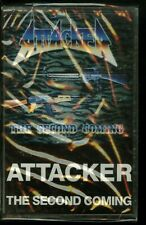 Attacker The Second Coming USA Cassette Tape NEW