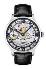 Tissot CHEMIN DES TOURELLES SQUELETTE Mechanical Men's Watch T099.405.16.418.00