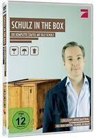 OLLI SCHULZ - SCHULZ IN THE BOX - DIE KOMPLETTE STAFFEL  2 DVD NEU