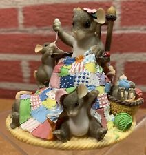 """Charming Tails """"Happiness Is Homemade"""" - 89/125 - 2001 - No Box"""