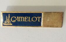 Camelot Club Members Badge Pin Original Vintage (E9)