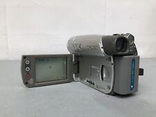 Sony DCR-HC36 Handycam Touch Screen Digital Video Camera 800X Digital Zoom WORKS