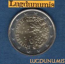 2 euro Commémo - Finlande 2015 Jean Sibelius Finland