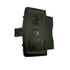 Original USB AV OUT GPS HDMI Interface Terminal Lid Cap Cover For Nikon D5100