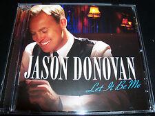 Jason Donovan Let It Be Me (Australia) CD - Like New