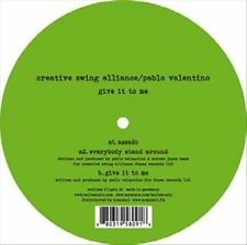 Give It To Me [EP] by Pablo Valentino/Creative Swing Alliance (Vinyl,...
