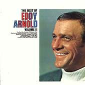 The Best of Eddy Arnold, Vol. 2 by Eddy Arnold (CD, Feb-1998, DCC) Brand New