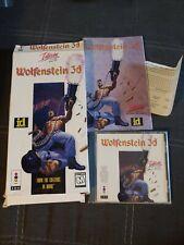 Wolfenstein 3-d 3d (Panasonic 3do) Complete in Box CIB