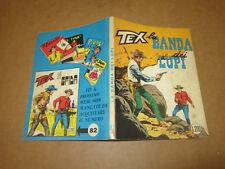 TEX N°81 PRIMA EDIZIONE LA BANDA DEI LUPI LIRE 200 AUT 2926  LUGLIO 1967
