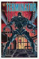 The Terminator #4 FN/VF - Dark Horse Comics 1990