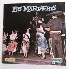 "33T LOS MARIACHIS Disque Vinyle LP 12"" OJITOS TRAICIONEROS - MUSIDISC 995 Rare"