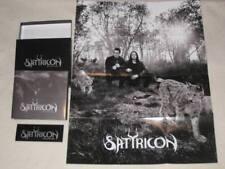 Satyricon - Age Of Nero CD 2008 Norwegian edition box black metal Norway