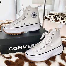 converse blanca 38