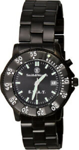Smith & Wesson Mens SWAT 30 m Water Resistant Watch SWW45M