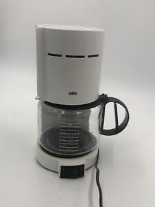 braun coffee maker 4085 vintage