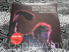 Bruce Springsteen Hammersmith Odeon London '75 4 LP Box Set Factory Sealed