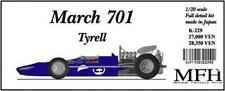 MFH Model Factory Hiro 1/20 March701 Tyrell Full detail kit