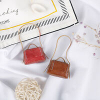 1Pc Fashion 1/6 1/12 Doll Accessories Dollhouse Miniature Shoulder Bags YK