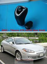 For 2003 - 2008 Hyundai Tiburon Coupe Auto Shift Knob Lever 1 SET Genuine Part