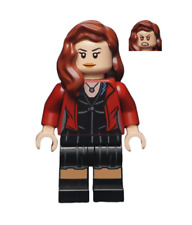 Lego Scarlet Witch 76031 Super Heroes Avengers Minifigure