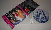 Single CD TLC - waterfalls  5.Tracks 1995  Rar sehr guter Zustand