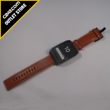 SONY SMART WATCH 3 - LEATHER BROWN - QUAD CORE - EXCELLENT CONDITION