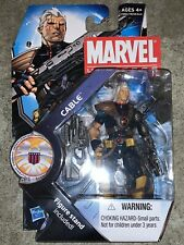 "Marvel Universe 3.75"" Cable Figure 2011 Series 3 Hasbro X-men Legends"